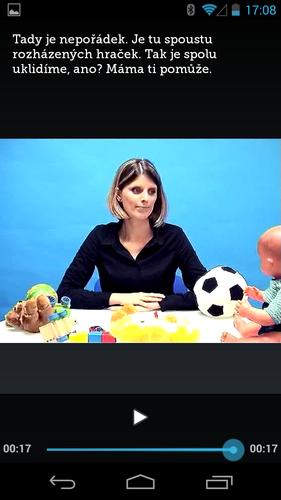 Znakujte s Tamtamem - videoukázka znaků